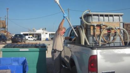 Marathon Biodiesel dans les Keys (Floride)